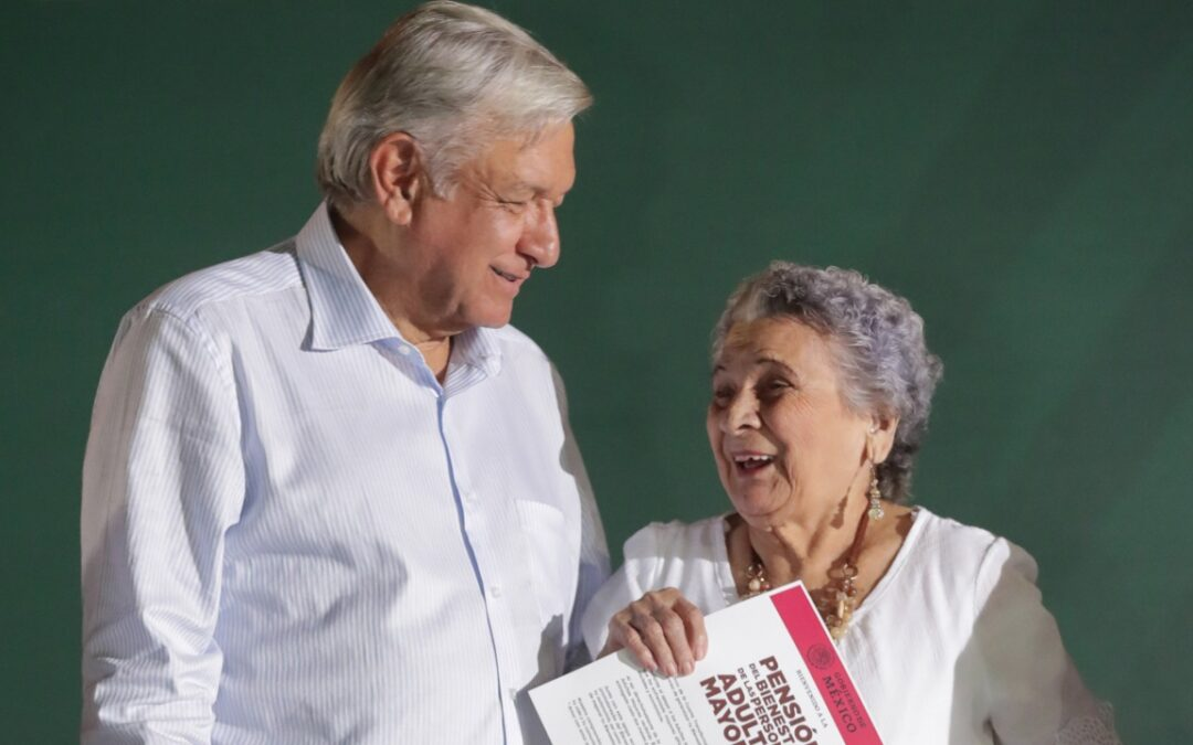 Mexico's Social Programmes and Popular Empowerment